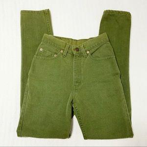 Vintage Levi's High Rise Jeans